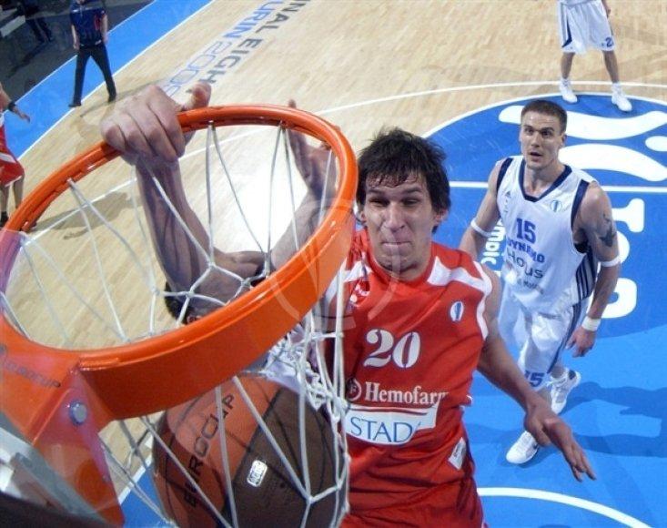 B.Marjanovičius prisijungs prie Kauno ekipos
