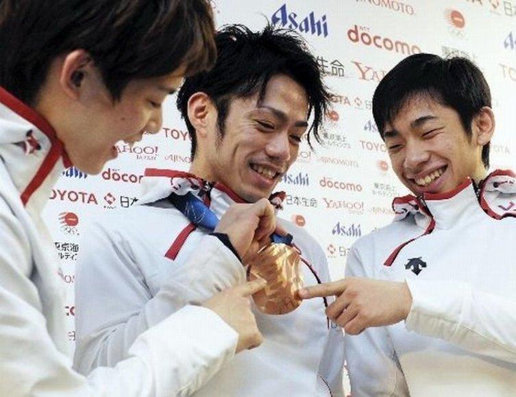 Japonijos čiuožėjai vieni pagrindinių pretendentų į medalius