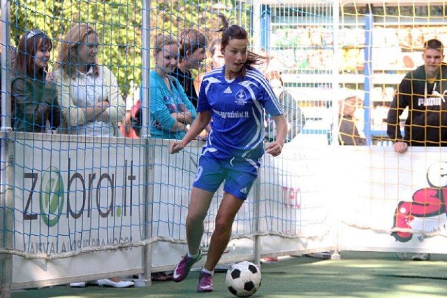 Moterų turnyras vyks Vilniuje
