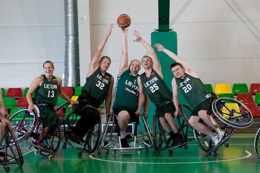 Neįgaliųjų rinktinė