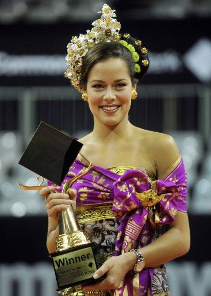 A.Ivanovič laimėjo turnyrą