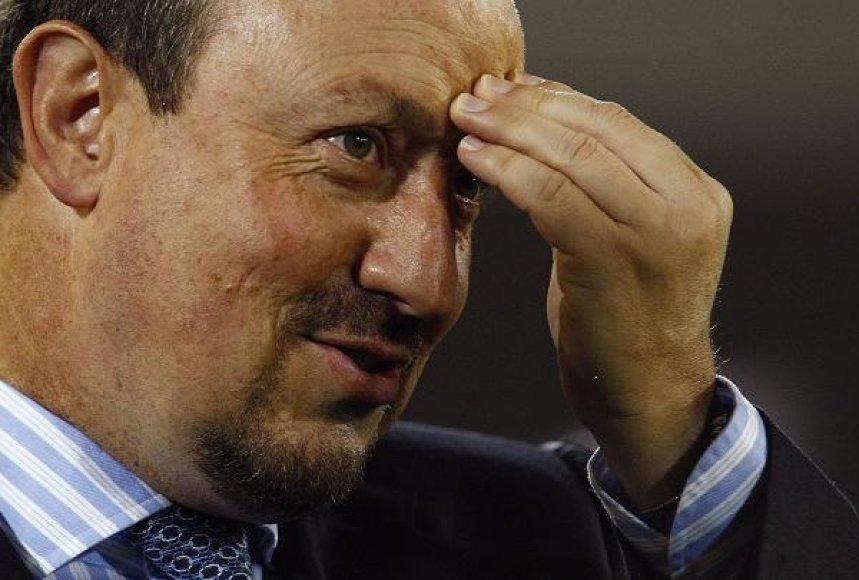 Treneris Rafaelis Benitezas