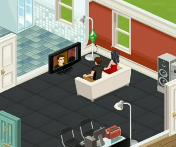 """The Sims Social"""