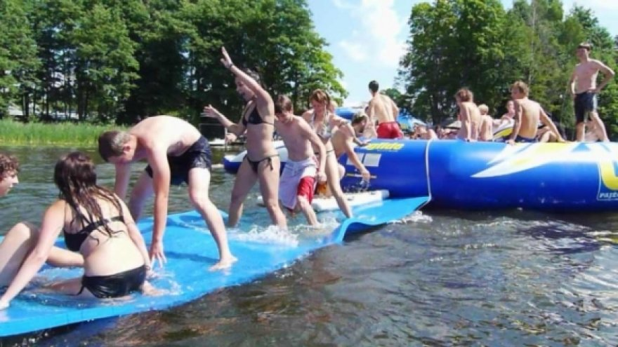 """""""U pajėgos"""" šį šeštadienį rengia trankų vasaros sezono uždarymą."""