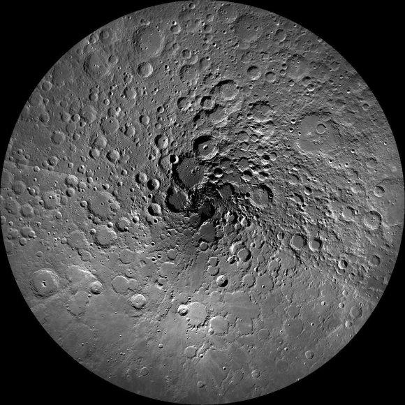 Nematyta Mėnulio pusė