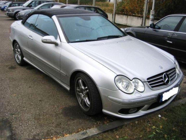 """""""Mercedes Benz CLK 209"""""""