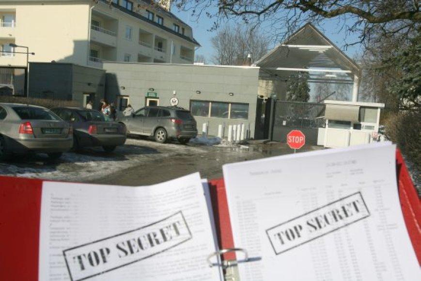 JAV ambasados Lietuvoje ir kitose šalyse sukaupė daugybę įdomios informacijos.