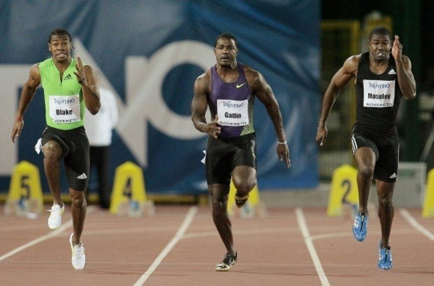 Sprinteriai