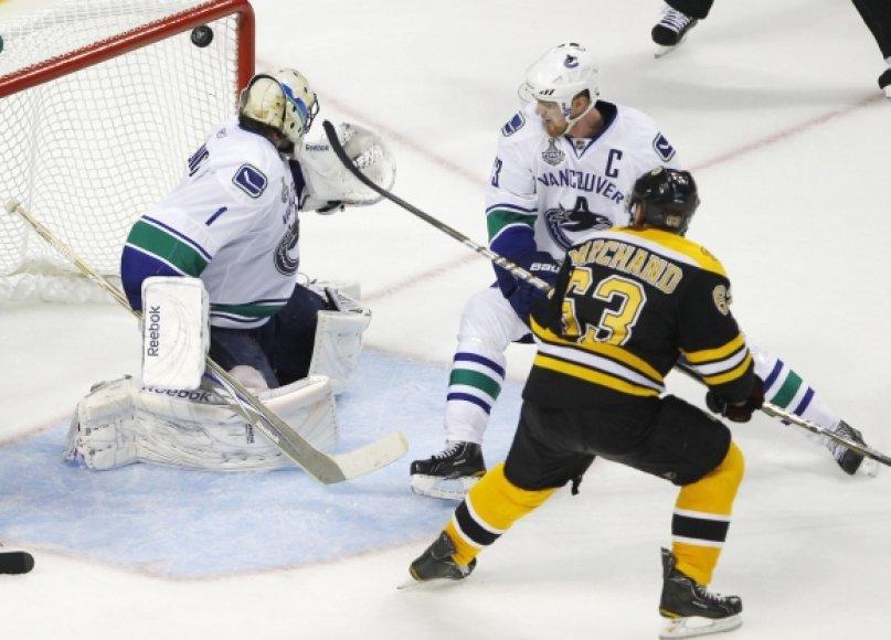 Bostono ledo ritulininkų ataka