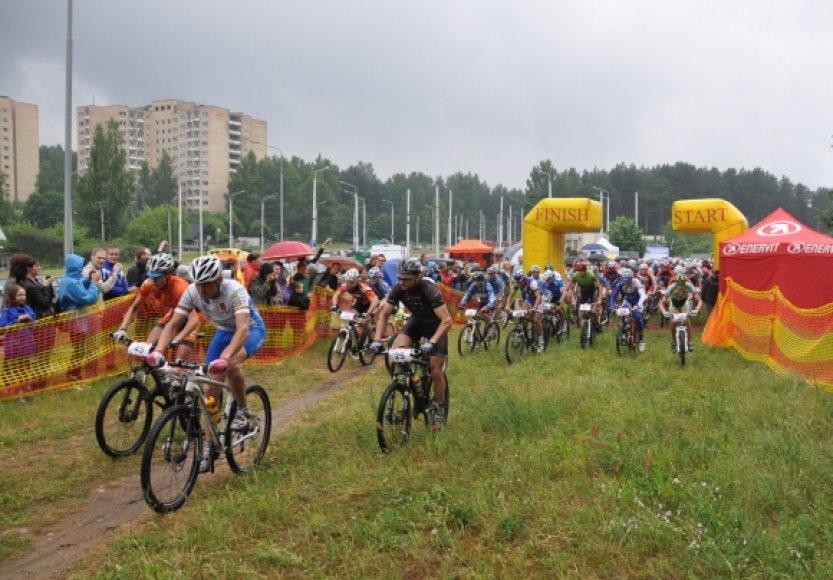 Vilniaus dviračių maratonas