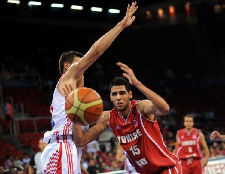 Tuniso krepšininkai tapo Afrikos čempionais