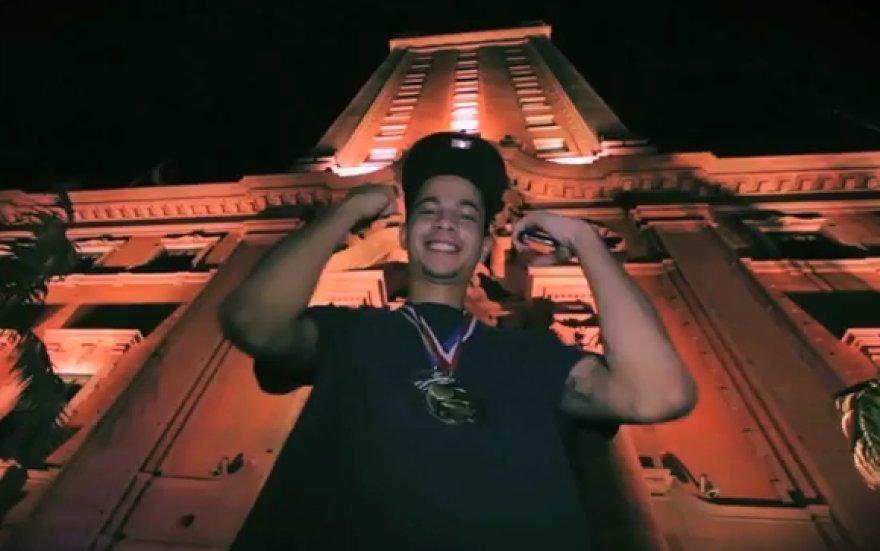 Epizodas iš vaizdo klipo