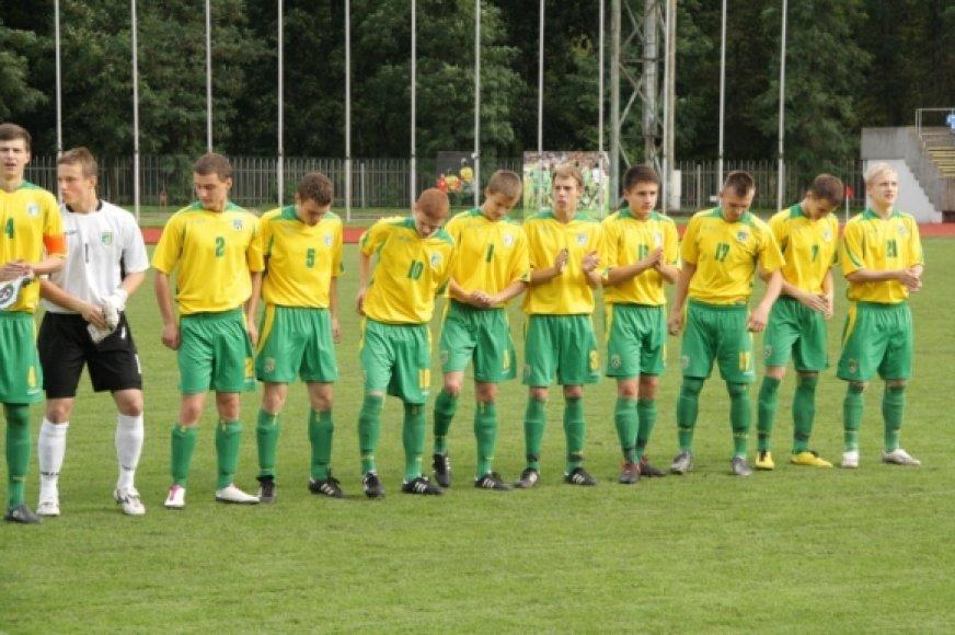 Lietuvos U-18 rinktinė