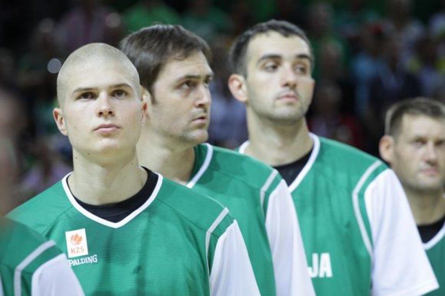 Slovėnija draugiškame mače palaužė Juodkalniją