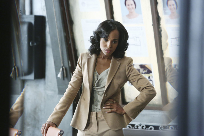 "Vida Press nuotr./Kerry Washington seriale ""Skandalas"""