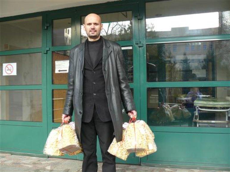G.Labanausko paramos ir labdaros fondas daugiausiai aukoja vaikams ir senjorams.