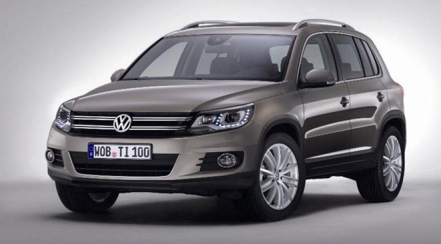 """2011 m. """"Volkswagen Tiguan"""""""