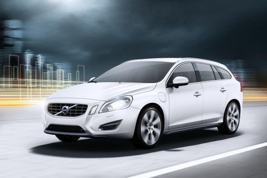 "Hibridinis ""Volvo V60"""