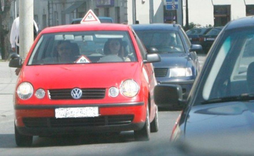 Mokomasis automobilis