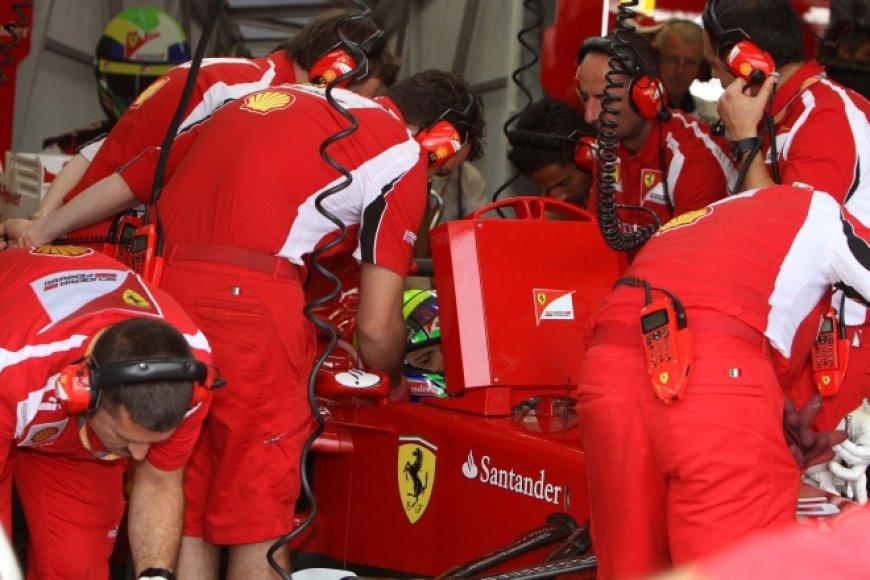 """""""Scuderia Ferrari"""""""