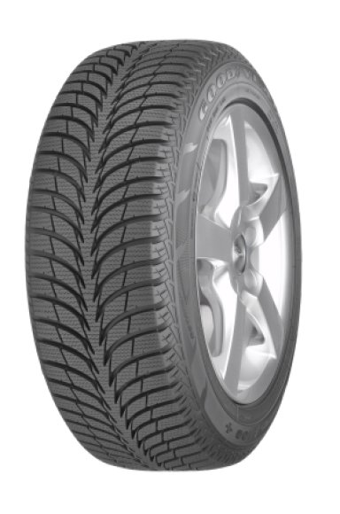 """Goodyear Ultra Grip Ice+"" padanga"