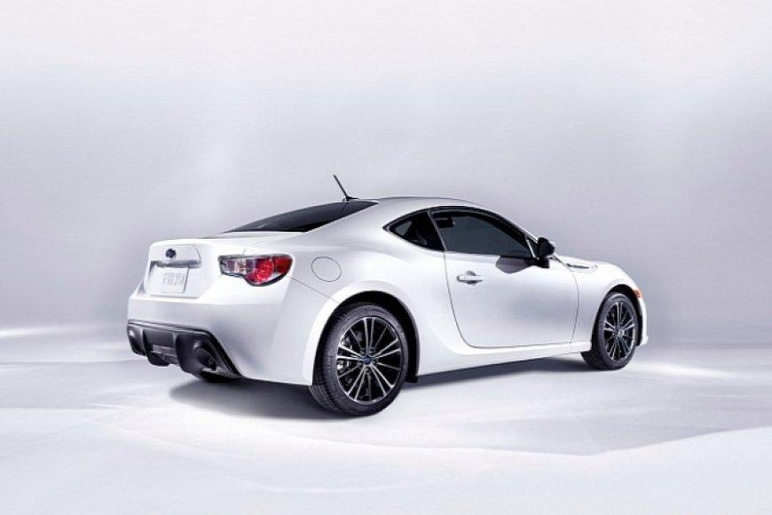 """Subaru BRZ"""
