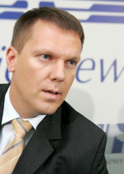 Darius Šaluga aiškino ėmęs ne kyšį, o paramą Rusų sąjungai.