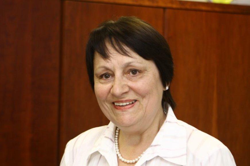 Lina Puidokienė, VLK Ekonomikos departamento direktorė