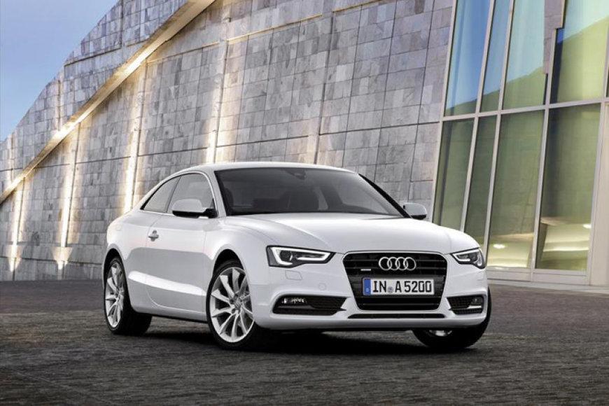 """2012-ųjų """"Audi A5"""""""
