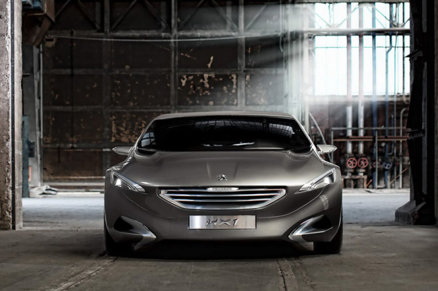 """Peugeot HX1 Hybrid4"""