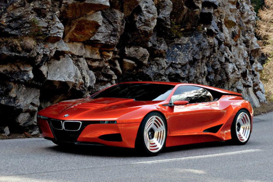 """BMW M1 """"Hommage"""""""