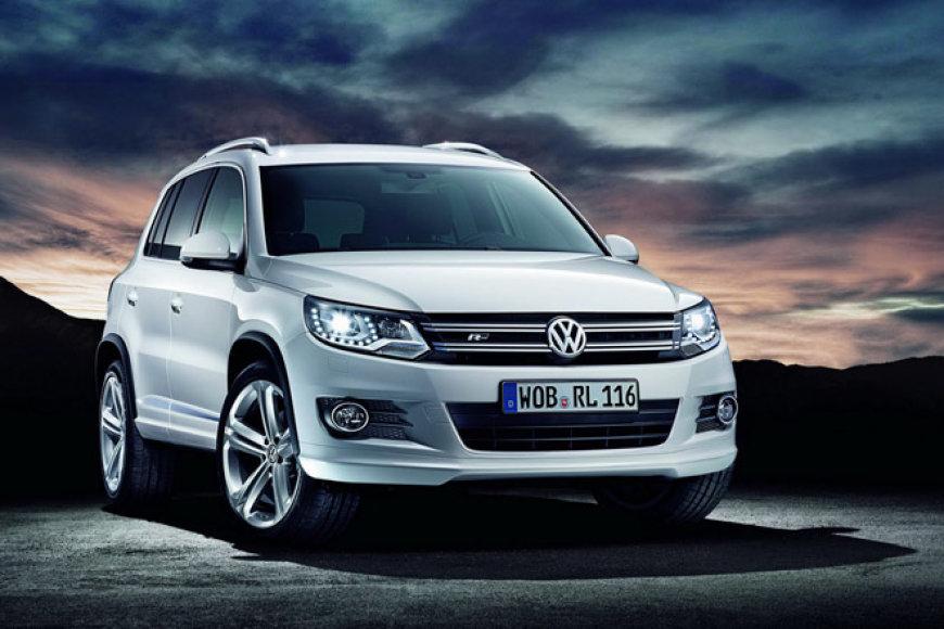 """""""Volkswagen Tiguan R-Line"""""""