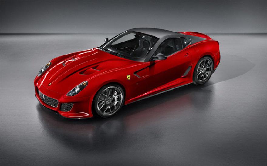 """Ferrari 599 GTO"""