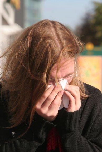 Gripas į pajūrį dar neskuba.