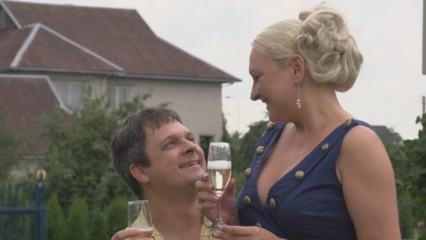 Ridas Žirgulis ir Inga Norkutė