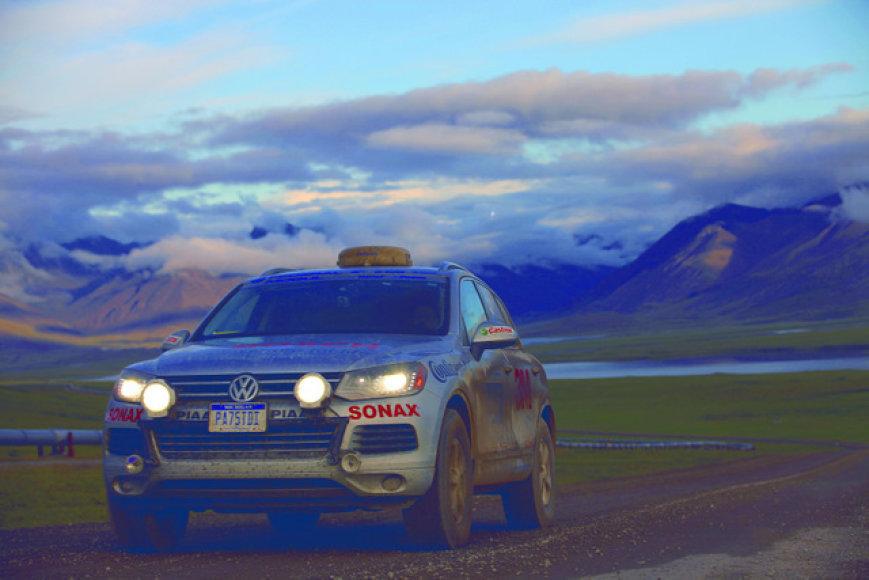 Volkswagen Touareg Panamerika