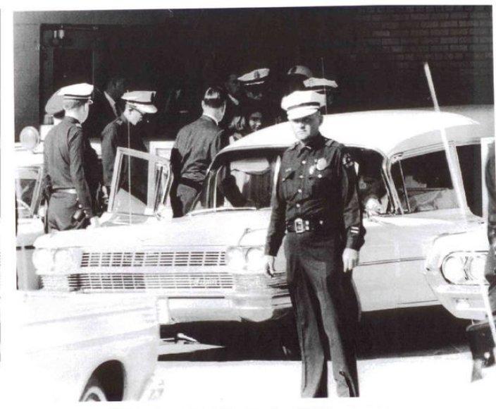 Katafalkas Cadillac 1963
