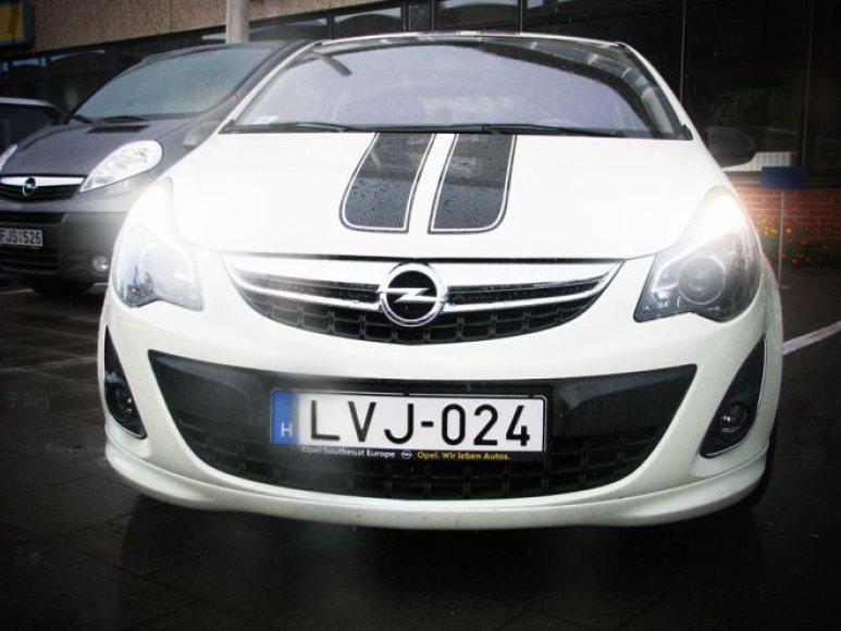 """Opel Corsa 1.4 OPC Line"""