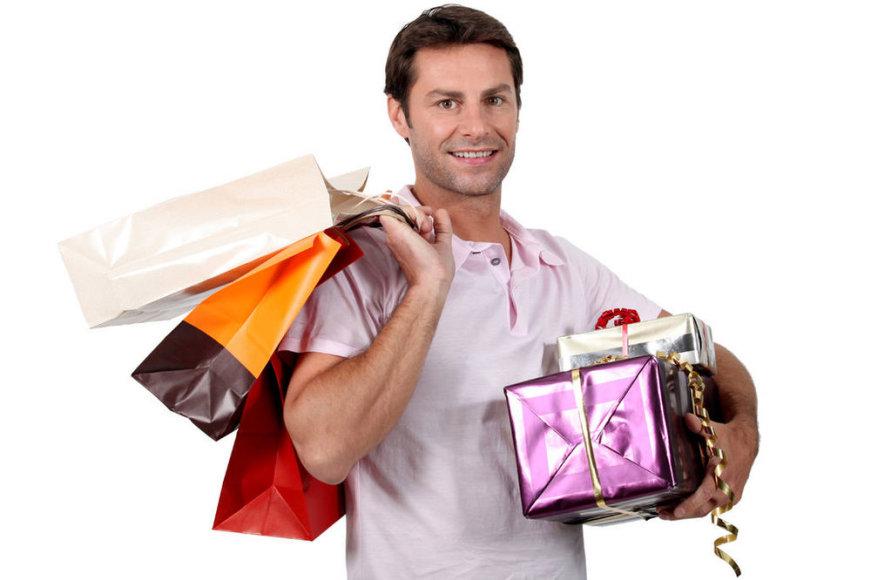 Если мужчина дарит подарок сделанный