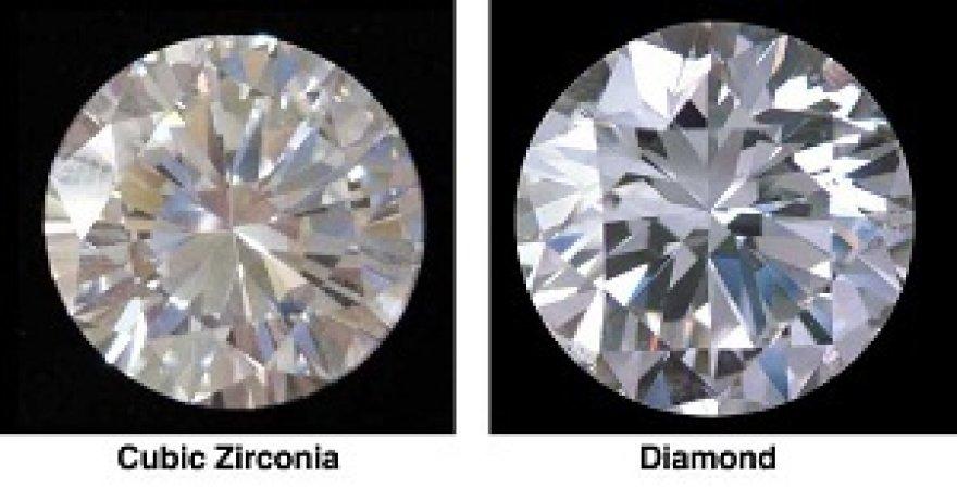 Kaip atskirti deimanta nuo netikro