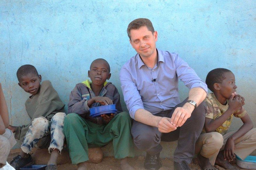 UNICEF nuotr,/Ričardas Doveika