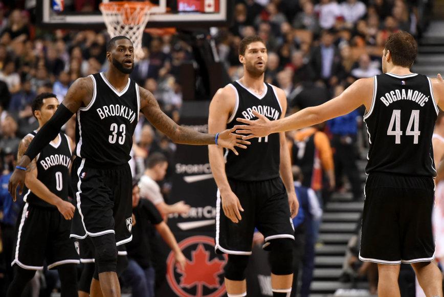 """AFP/""""Scanpix"""" nuotr./""""Brooklyn Nets"""""""
