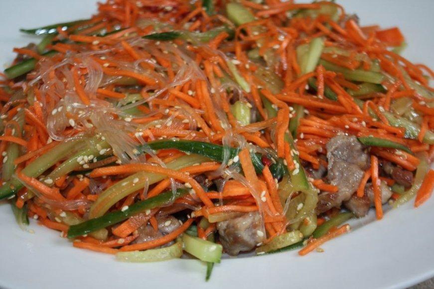 Kiniškos salotos