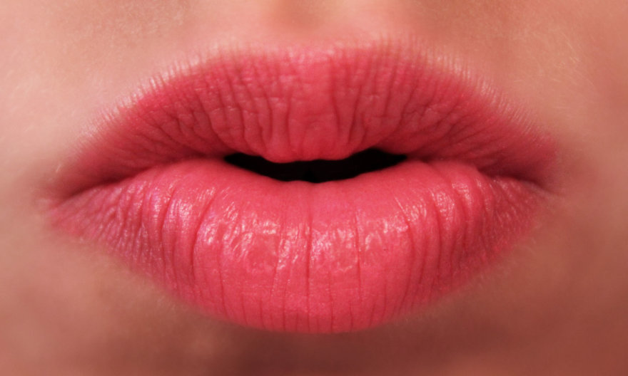 Gražios lūpos