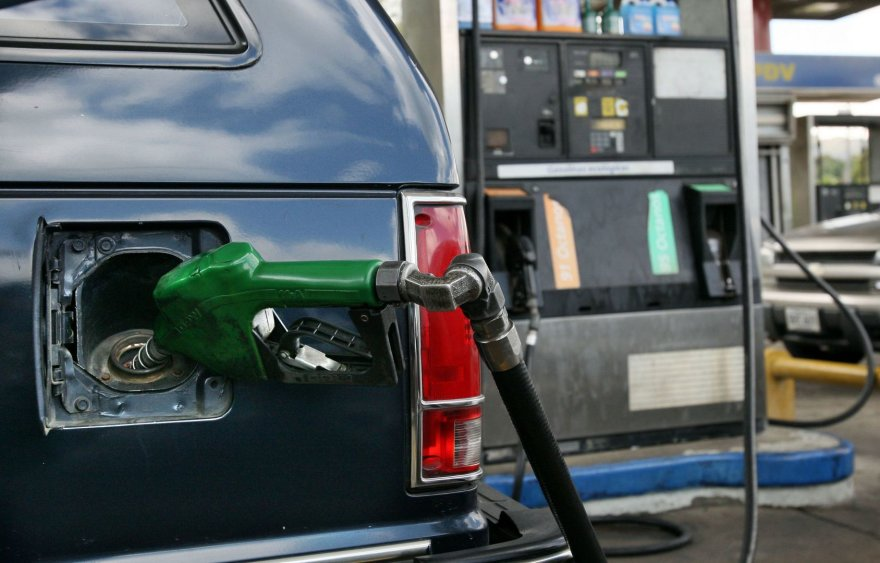 Benzinas Venesueloje