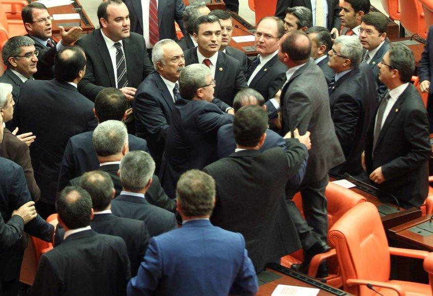 Turkijos politikai