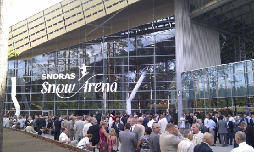 """""""Snoras Snow Arena"""""""