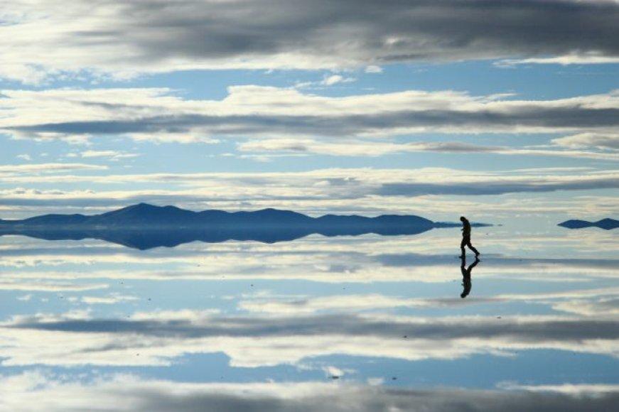 Druskų lyguma, Bolivija