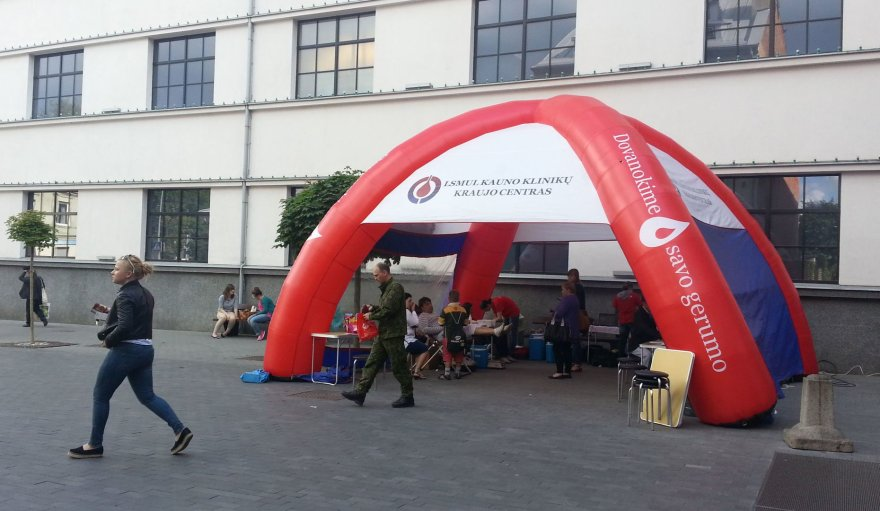 Pasaulinė kraujo donorų diena