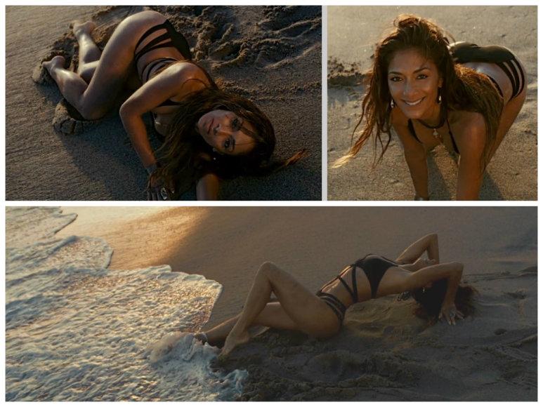 """Nicole Scherzinger dainos """"Your Love"""" vaizdo klipe"""